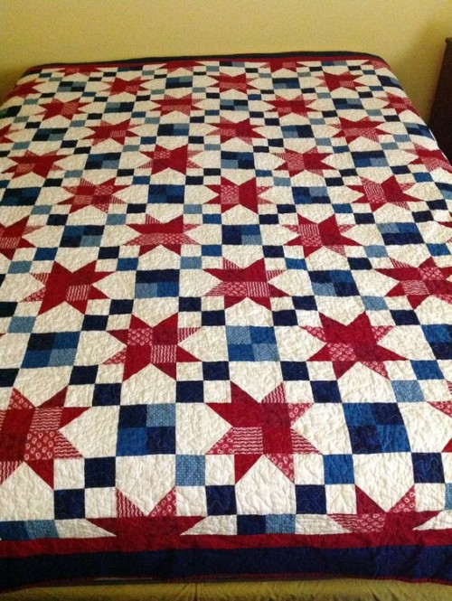 Road to Oklahoma - Free Quilting Pattern