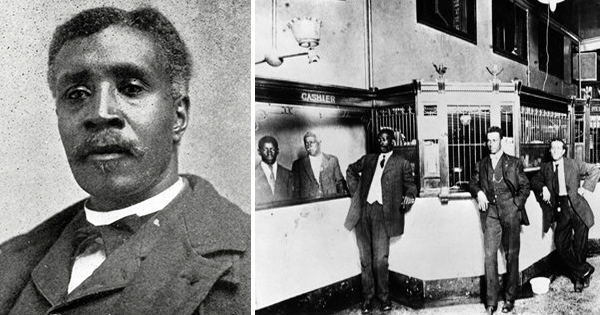 William Washington Browne, founder of first black-owned bank