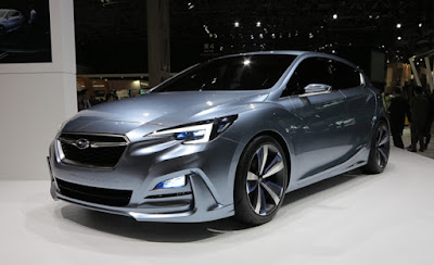 Subaru Impreza Hatchback 2018 review, specs, price