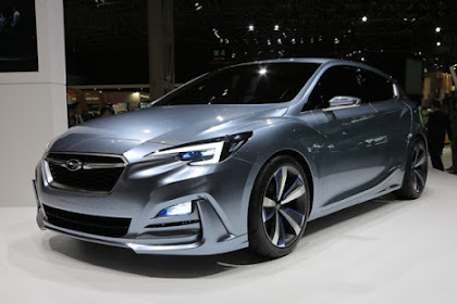 Subaru Impreza Hatchback 2018 review, specs, price