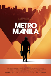 Oscar flees from a life of poverty and moves with his family to Manila. They fall victim to the hardened locals until Oscar finds work with an armored car company.
