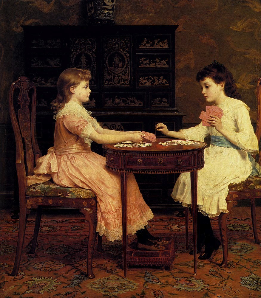 Victorian British Painting A Feast Of Fredericks