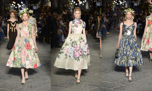 Moda y Tendencia Invierno 2016/2017: Dolce & Gabbana