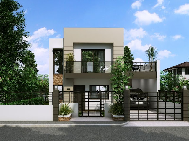 A Contemporary House Design in Singapore with Inspiring One Garden on Each Level A Contemporary House Design in Singapore with Inspiring One Garden on Each Level a1525eddb41feffb1ea156fe2db096b1