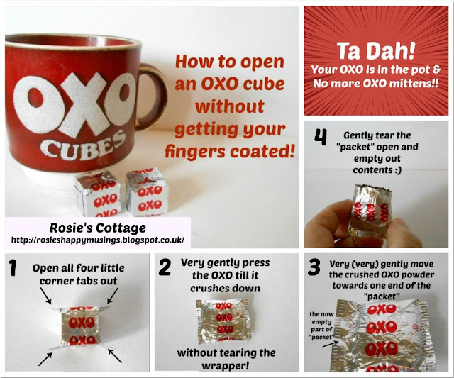 How to open an OXO