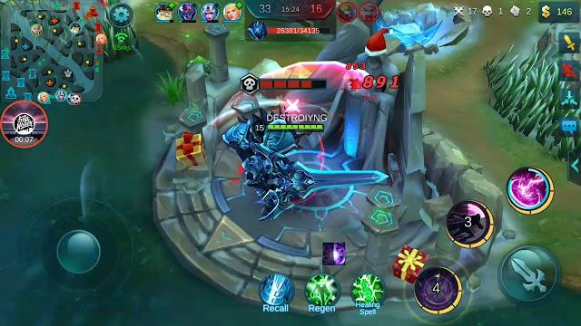 Tentang Lord dan Turtle di Mobile Legends