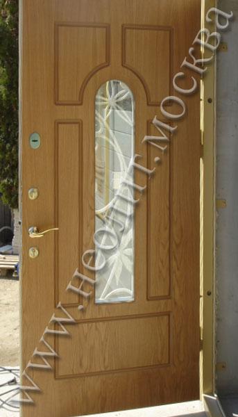 производство металлических дверей для новостроек