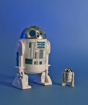 "R2-D2 7.5"" Jumbo Vintage Kenner Star Wars Action Figure by Gentle Giant"
