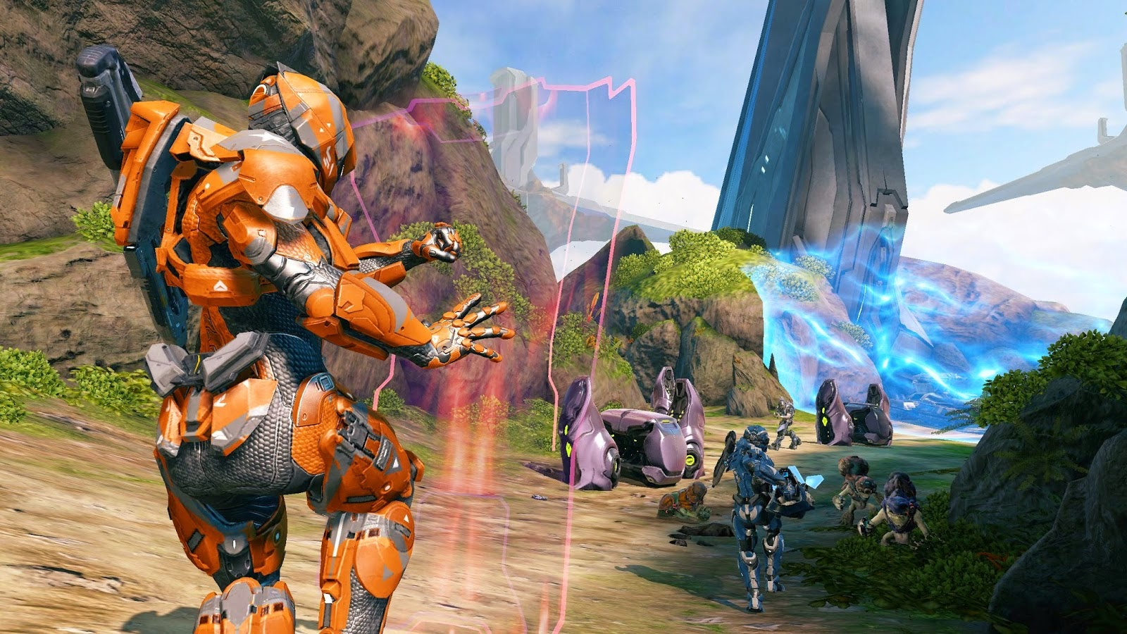 Halo Spartan Strike PC Game Free Download - Free Audio songs And PC