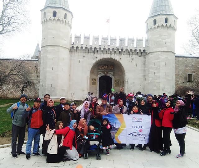Menelusuri Peninggalan Nabi Muhammad SAW Di Istana Topkapi