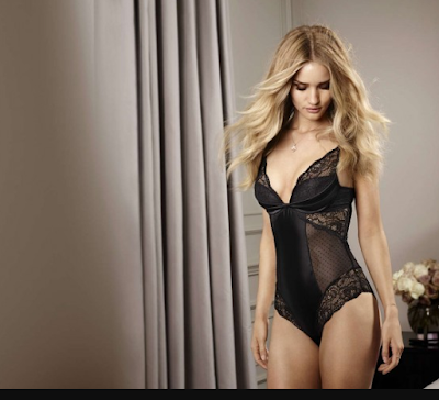 Autograph Lingerie Spring/Summer Latest Collection featuring RosieHuntington-Whiteley