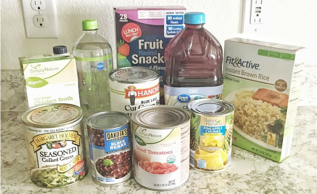 Cut your grocery bill with these 4 tips | arelaxedgal.com