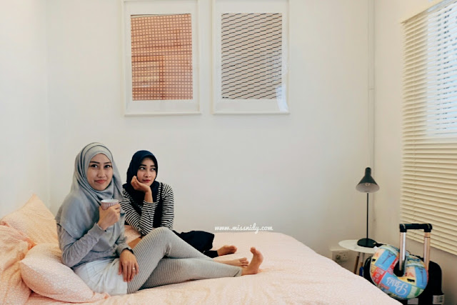 review airbnb singapore