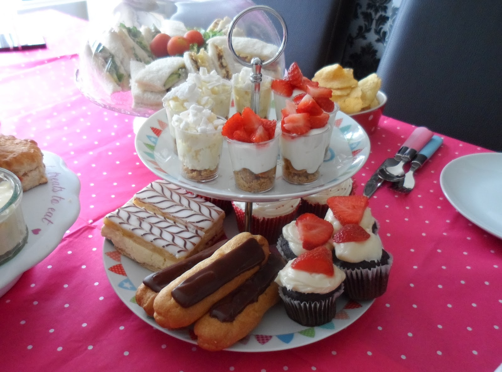 Diy Afternoon Tea At Home On A Budget Flutter And