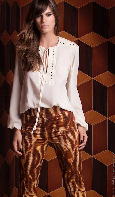 Moda invierno 2016 | Moda 2016 | Silvina Ledesma invierno 2016 vestidos, blusas y abrigos.