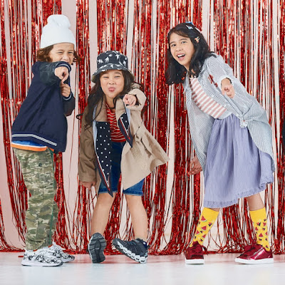 HOLIDAY FASHION FUN FROM SM KIDS