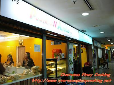 Kota Raya Shopping Complex - Filipino Stalls and Shops