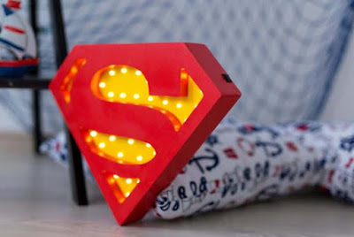 Superman Nightlight