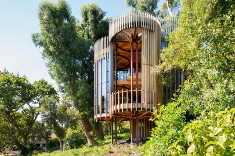 DIY%2BLuxury%2BTree%2BHouses%2B%252811%2529 10 DIY Luxury Tree Houses Interior