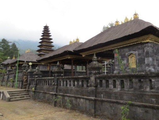 Pengubengan Temple Besakih, Pura Pengubengan Besakih Karangasem Bali