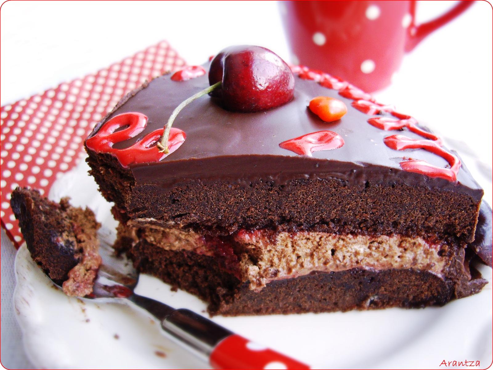 Sexy Chocolate Cake