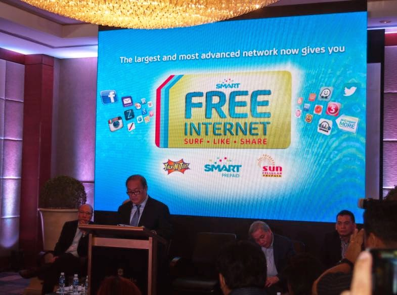 MVP's Biggest Announcement - FREE Internet To Smart, Sun and TNT Prepaid Subscribers