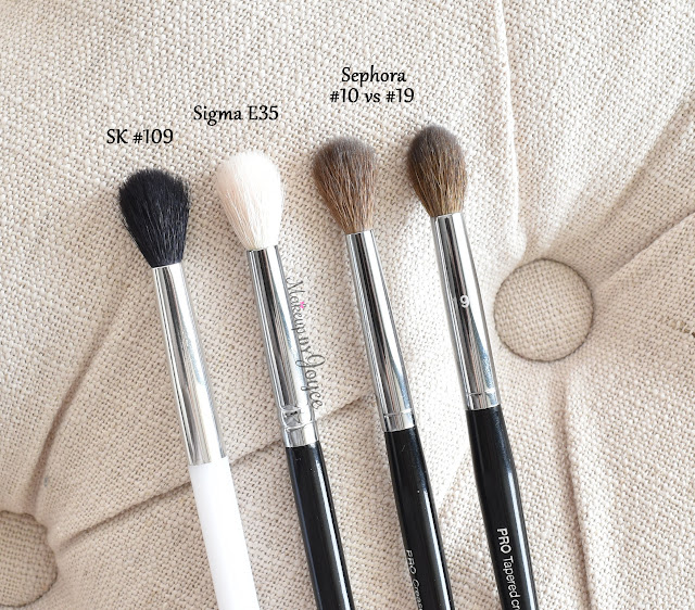 Sephora Collection Pro Crease Brush #10 Review