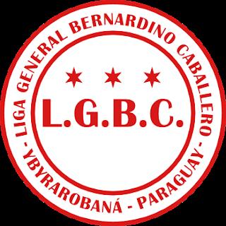 Escudo Liga General Bernardino Caballero