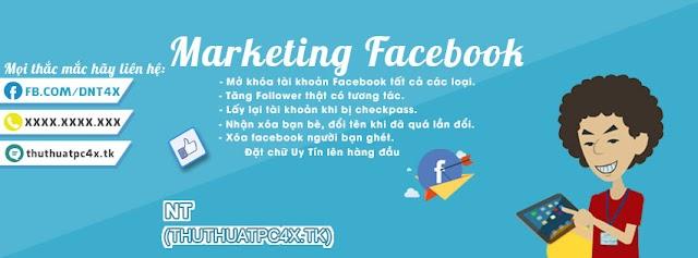 [Share PSD] Share PSD Ảnh Bìa Marketing Facebook Số 1