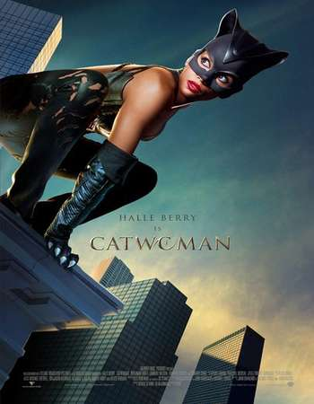 Catwoman 2004 Hindi Dual Audio BRRip Full Movie Download
