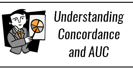 Calculating Concordant, Discordant and Tied Pairs