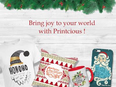 hadiah lebih bermakna, review printcious, hadiah DIY, christmas gift idea