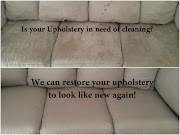 Upholstery Cleaning-  Best way to clean microfiber Couch