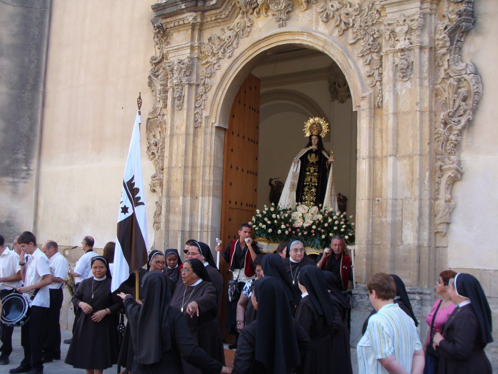Glorias De Orihuela Mater Dei Et Decor Carmeli