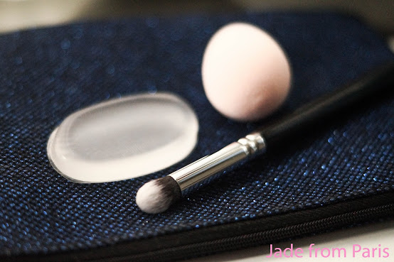 éponge silicone maquillage silidrop