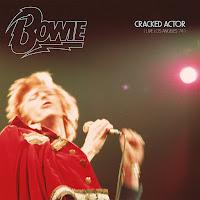 Davie Bowie's Cracked Actor