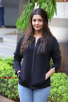 Actress Ritika Singh Stills at Guru Movie Success meet  0062.JPG