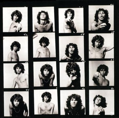Jim Morrison, shirtless photo shoot. Whoever controls the media, controls the mind. Mr. Mojo Risin and other stories of Rock, Radio, and Regulations. Marchmatron.com