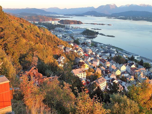 bästa utsikt i Ålesund