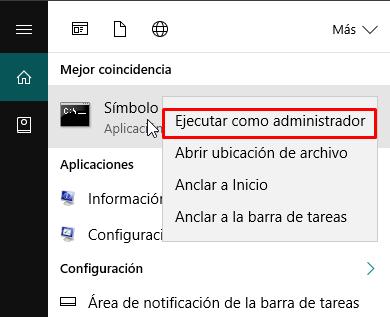 deshabilitar el Modo de prueba en Windows 10 7 8