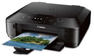 Canon PIXMA MG5520 Driver Download & Manual Installation