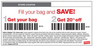 photo regarding Staples Printable Coupon named Staples Printable Discount codes May perhaps 2018 - Grocery 2018