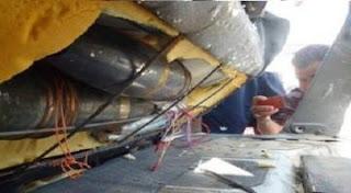 عاجل ضبط وتفكيك سيارة مفخخة في مدينة النهروان جنوب بغداد