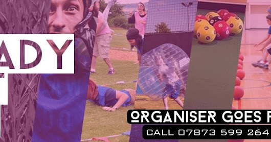 Extreme Sports for Team Building and Problem solving - Birmingham and Nationwide with Active Extreme. Try Goggle Soccer, Pool Ball, Bubble Football, Old school sports day activities and more!