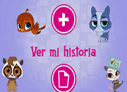 Littlest Pet Shop: Crea tu historia juego