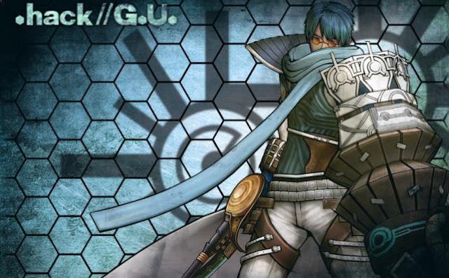Ovan [ .Hack//G.U ] - Karakter Player Anime Dalam Dunia Game Terkuat