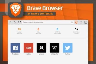 متصفح, انترنت, سريع, جدا, وبمواصفات, حماية, عالية, Brave ,Browser