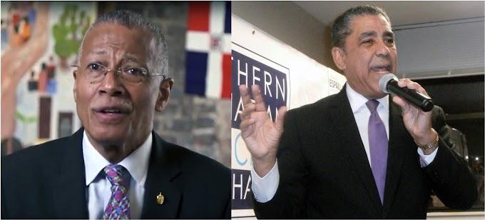 Aspirante a senador estatal Robert Jackson respalda reelección de Espaillat