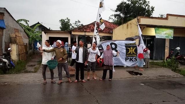 PKS Jambe Gelar Takjil On The Road
