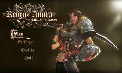 Reign of Amira The Lost Kingdom apk + obb